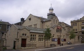 Colne Municipal Hall