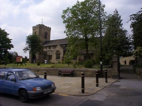 Colne Parish Church