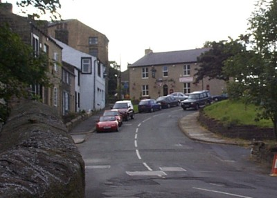 Picture of Laneshawbridge.