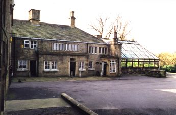 Picture of Old Marsden Hall - now a restaurant.