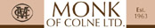 Monk of Colne Logo